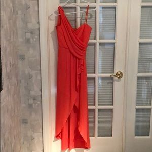 BCBGMaxazria Coral Dress